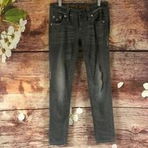 Rock Revival Celine Gray Skinny Jean Size 27 Photo