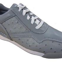 Rockport 7100 Bike Toe Ostrich Print Casual Shoes Photo