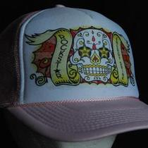Rockstar Energy Drink Hat/cap-New-Sugar Skull-Tattoo-Indie-Alternative Photo
