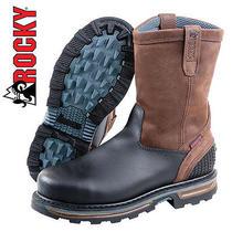Rocky Waterproof Steel Toe 10