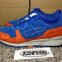 Ronnie Fieg Asics Gel Lyte 3 Iii Ecp Sz 9 Kith Miami Dolphins Knicks New York Photo