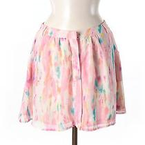 Rory Beca Casual Skirt Med 15 Tie Dye Mini Photo