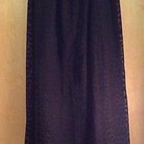 Rory Beca for Forever 21 Long Black Skirt Size Small Photo