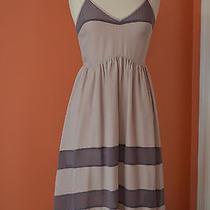 Rory Beca Forever 21 Sundress Dress in Mauve Colors Size Medium Photo