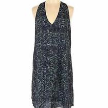 Rory Beca Women Blue Casual Dress L Photo