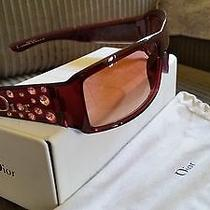Rose Christian Dior Sunglasses Photo