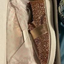 Rose Gold Sneakers Photo