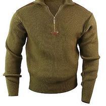 Rothco 1/4 Zip Acrylic Commando Sweater Photo