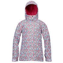 Roxy American Pie Snowboard Jacket (M) Bisty Floral Photo