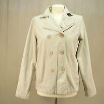 Roxy Antique White Women's Jacket Size Large Photo