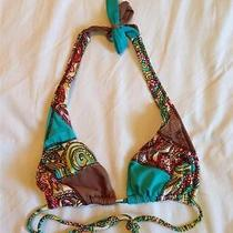 Roxy Bikini Top M Medium Photo