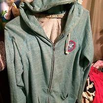 Roxy Blue Zip Jacket Photo