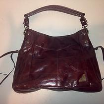 Roxy Brown Soft Faux Leather Handbag Photo
