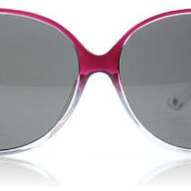 Roxy Chandon Burgundy Gradient 645 Sunglasses Photo