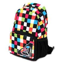Roxy Clear Vision Multi-Color Backpack - End of Season Sale Photo