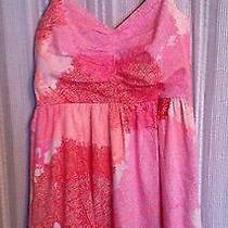 Roxy Dress Size Small Floral Print Photo