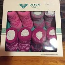 Roxy Girl Baby Booties Photo