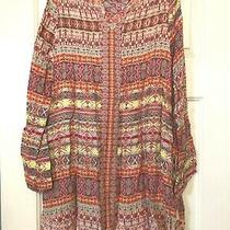 Roxy Girls Girls Tribal Dress Size 14 Photo
