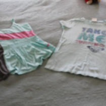 Roxy Girls Tank Top & T Shirt Sz L (14)