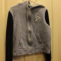 Roxy Hoodie Sweatshirt Size Large Photo