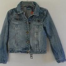 Roxy  Jacket Girls Blue Sz- M Photo
