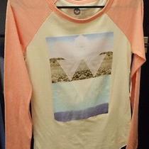 Roxy Mystic Waters Womans Shirt Sm Photo