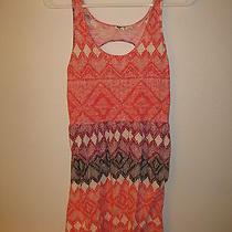 Roxy Printed Beach Dress Medium Photo