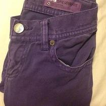 Roxy Purple Skinny Jeans Photo