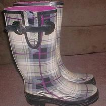 Roxy Rainboots Size 8 Photo