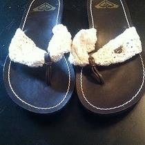 Roxy Sandals Size 8 Photo