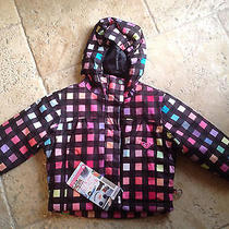 Roxy Snow Jacket (Size 2t) Photo