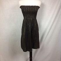Roxy Strapless Dress Size Medium Photo