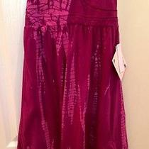 Roxy Summer Dressstrapless and Stylishnew With Tags Prefect for Summerlarge Photo
