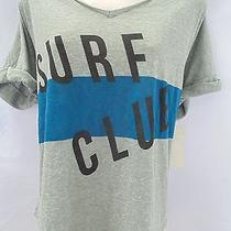 Roxy Surf Club Graphic Tee Size Xl Photo