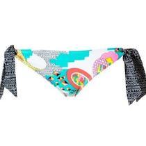 Roxy Surf Retro Side Tie Bikini Bottom Photo