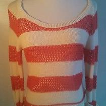Roxy Surf Sale Sweater/ Wear Over Swimsuit or Tank or Bandeau Medium Soft Photo