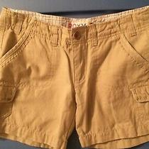 Roxy Tan Shorts - 1 Photo