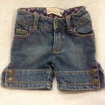 Roxy Teenie Wahine Jean Shorts 6/9months Photo