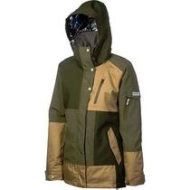 Roxy Women's Everglade Snow Jacket - Mtn - Large - Nwt  Photo