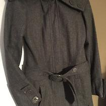 Roxy Women's Limited Edition Wool Coat Size Medium ( Free Shipping ) Photo