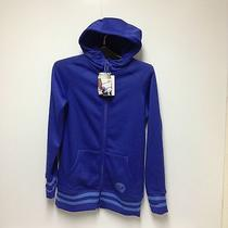 Roxy Womens Fern Zip Hoody Size Medium Brand New With Tags Roxy Hoodie Photo