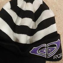 Roxy Womens Girls Hat Beanie Visor Photo