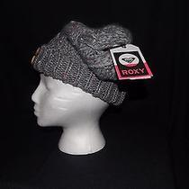 Roxy Womens New Hat One Size Color Gray  Photo