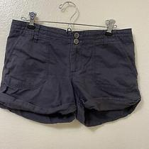Roxy Womens Shorts Black Size 28 (Approx 6) Photo