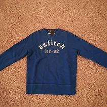 Royal Blue Abercrombie Sweatshirt Photo
