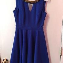 Royal Blue Formal Dress Photo