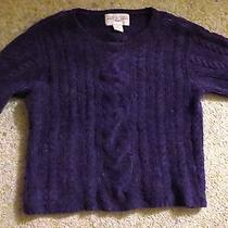 Royal Purple Women's Purple Sweater - the Limited  Photo
