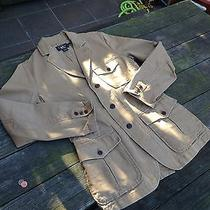 Rrl Polo Ralph Lauren Rlx Canvas Jacket Blazer Retail 600 Photo