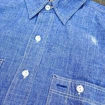Rrl Polo Ralph Lauren Rlx Chambray Workshirt Jcrew Mister Freedom Photo