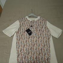Rrp280 Viktor & Rolf Monsieur Ss12 Dolphin Cotton T Shirt M Tee Top Designer Photo